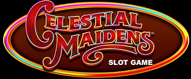 Celestial Maidens slot game art