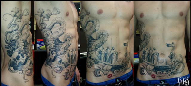 Tattoos by Genghis