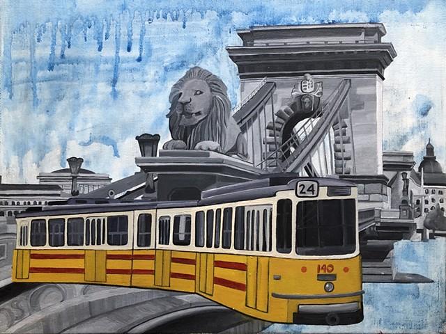 Budapest Trolly