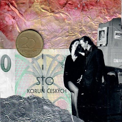 Currency Collage #1