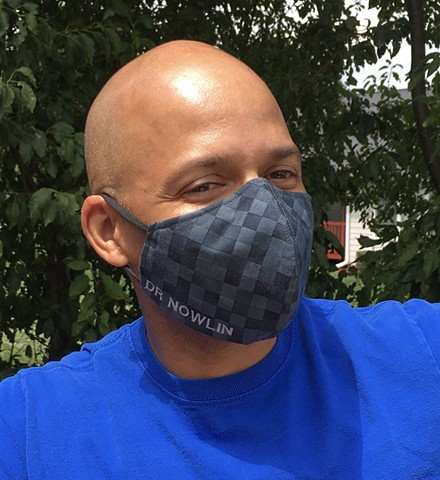 Face Mask Fit on Adult