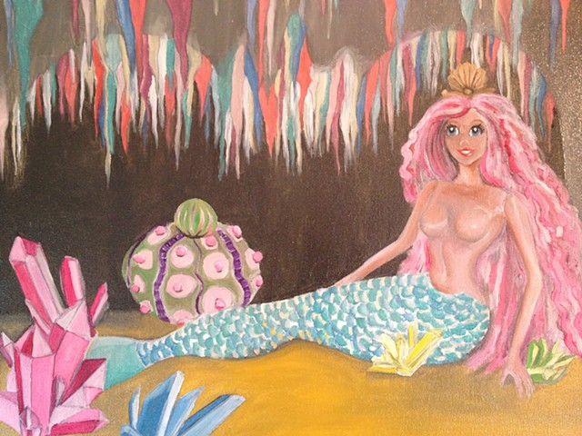 Mermaid Barbie
