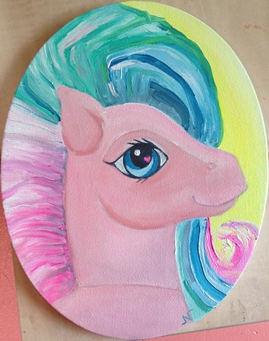 My Little Pony Portrait