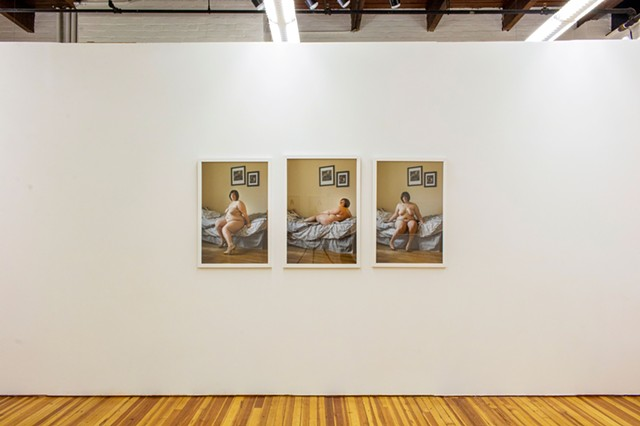 Installation View 4 - Venus Altarpiece
