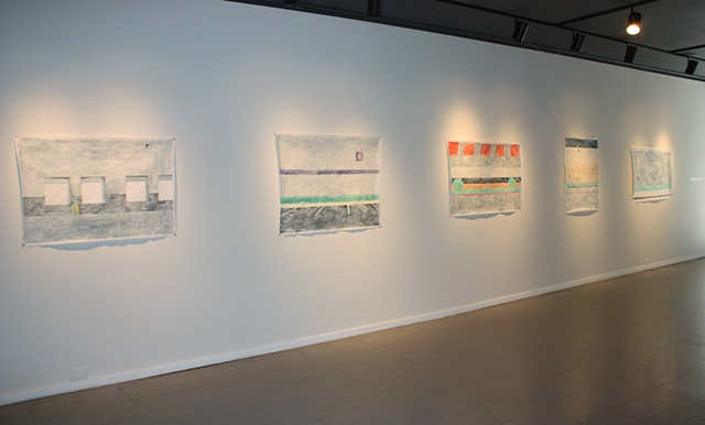 People Don't Get What They Expect, But They Get What They Deserve, Installation view