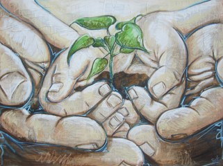 Planting seeds of Life