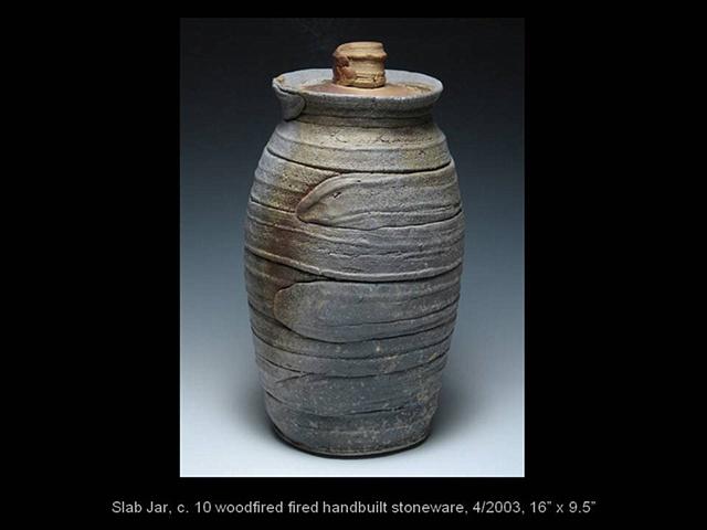 Slab Jar