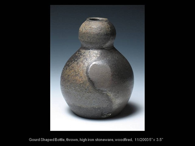 Gourd Shaped Bottle