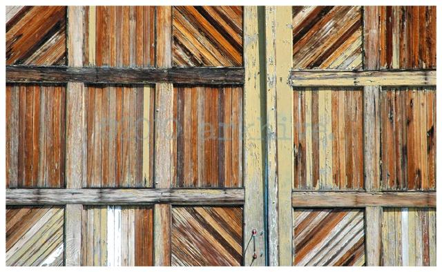 'wooden doors'