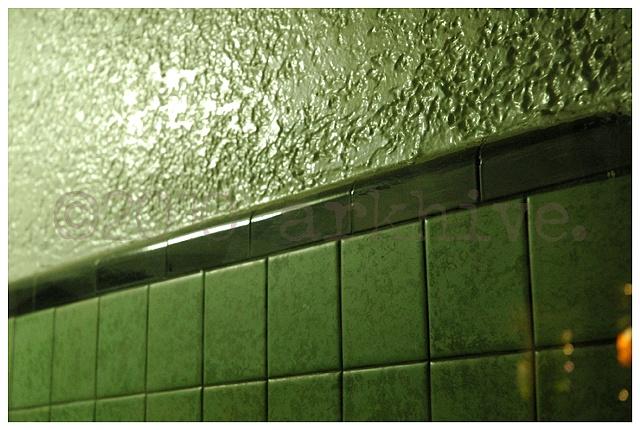 'green wall detail' 'streak #o9'