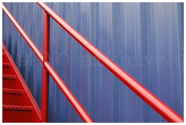 'red stairs' 'streak #15'