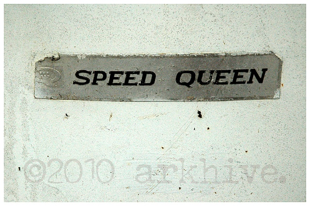 'speed queen'