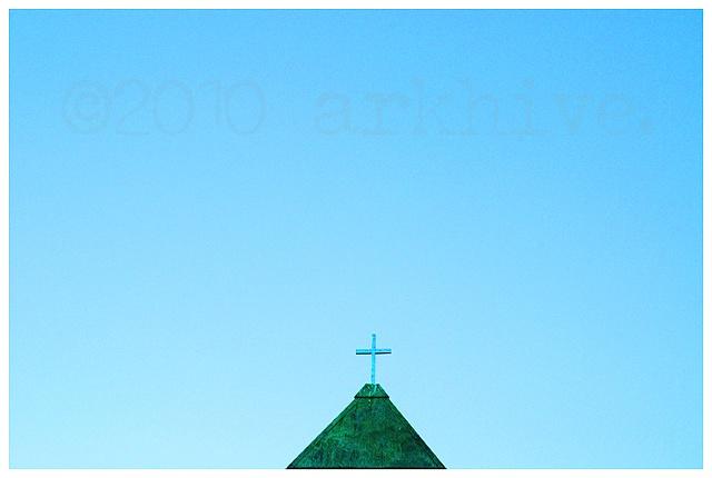 'untitled cross'