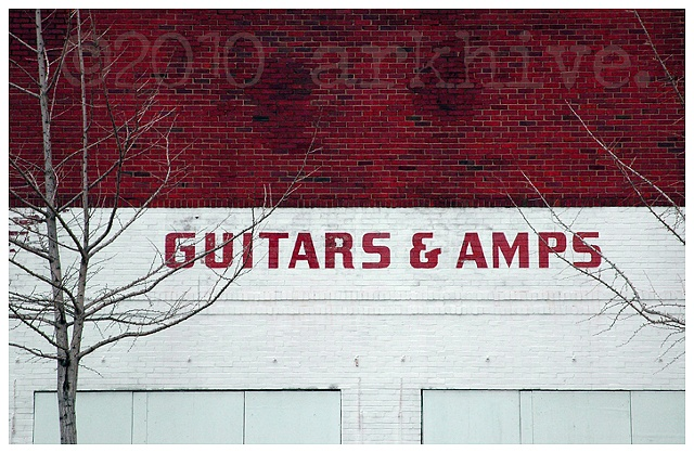 'guitars & amps'