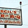 'cecil's bar-b•q'