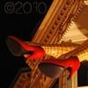 'red heels'