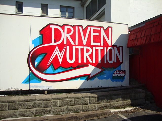 DRIVIN NUTRITION