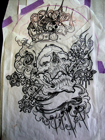 T-SHIRTS FOR THE FREAKS PARLOR