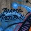 BLAME RED BULL