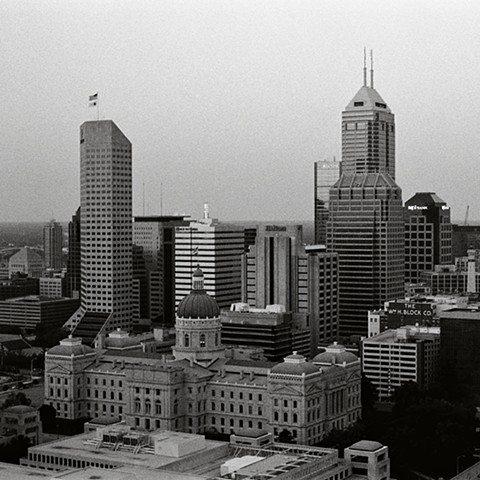 Indianapolis, Indiana. July 2011.