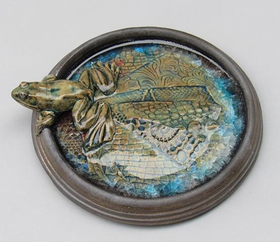 Decorative Amphibian
