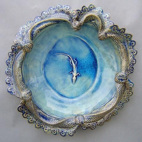 Anole Platter