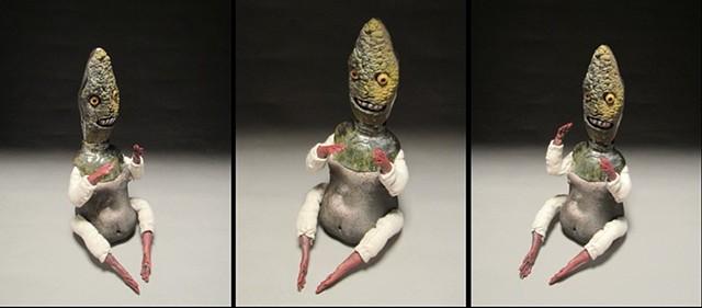 Corn Critter Doll