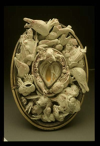 Red Iron Cameo