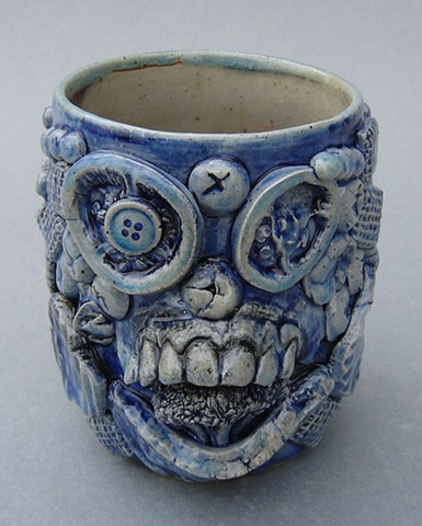 Zombie Food Cup