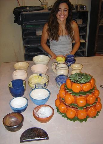 Introduction to Ceramics, SLU