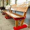 Homespun benches