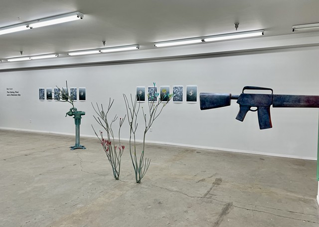 - Gallery Installation View