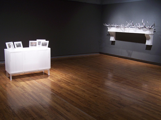 The Grey Area. Installation View