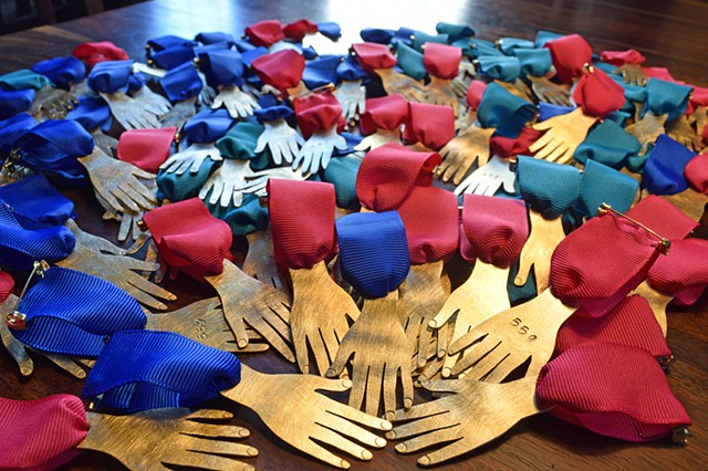 The Global Hand Medal Project