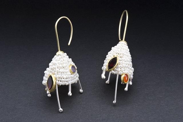 Cupolae Earrings