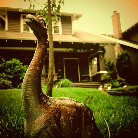 Your Friendly Neighborhood Brachiosaurus