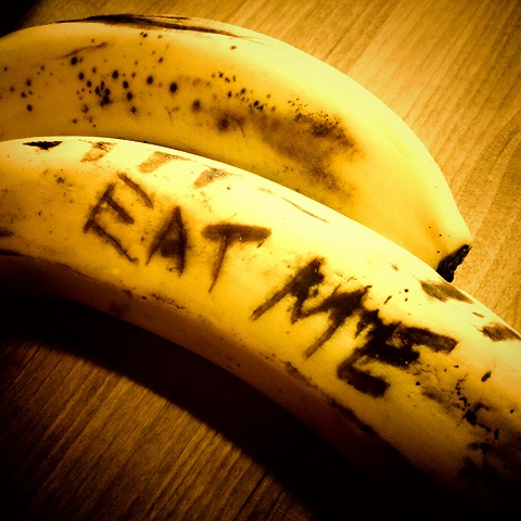 Banana Suicide Note