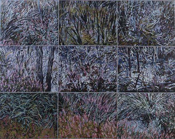 wassaic marsh in nine parts