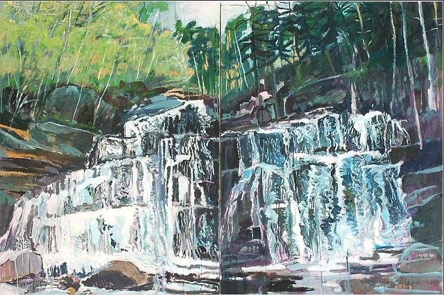 Kent Water Falls