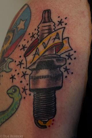 Ava Tattoo
