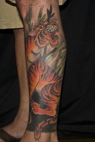Doug's Tiger