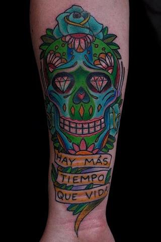 Joe's Dia del Cráneo Muertos