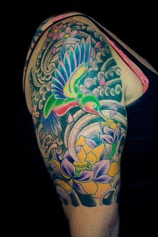 Akemi's Hummingbird