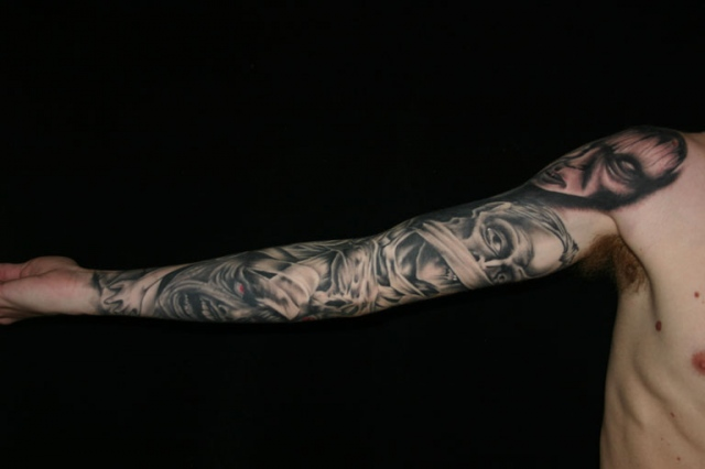 Scary Arm1