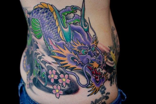 Jennifer's Dragon