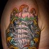 Jeff's Pawnbroker Tattoo