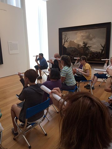 NCMA Teacher Workshops: Gallery Experiences