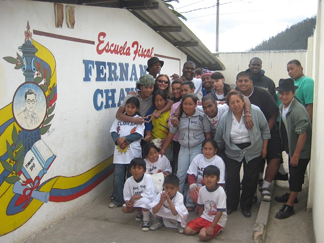 Educational Journey to Ecuador