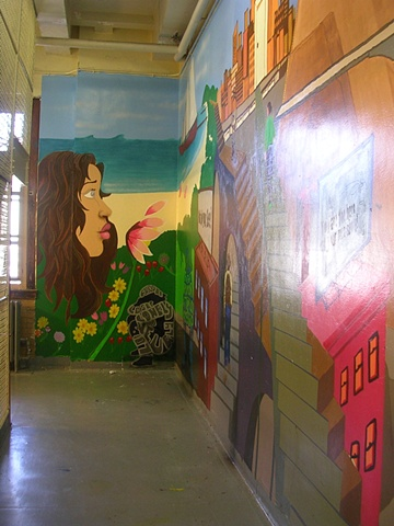 School Mural Year One