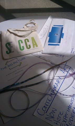 NCMA Partnership with SECCA - Teacher Workshop: Contemporary Art in the Classroom